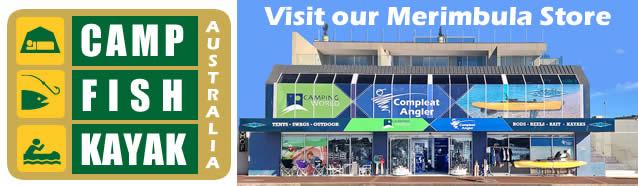Visit our Merimbula Outdoor Store