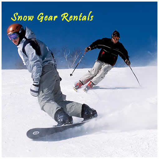 Get yourself a great ski or snowboard rental deal in Jindabyne