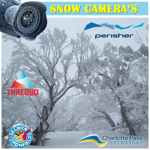 Snow Cameras in Australian Snowy Mountains