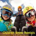 Kids Skis Snowboard & Clothing Hire Snowy Mountains