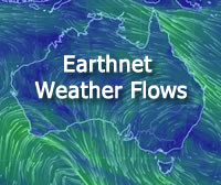 Australian Weather System Flows