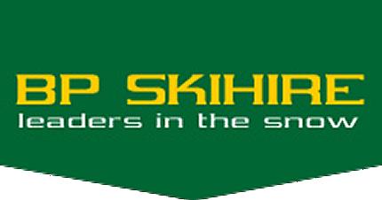 BP Ski Hire Retina Logo
