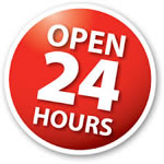 Open 24 Hours June to October