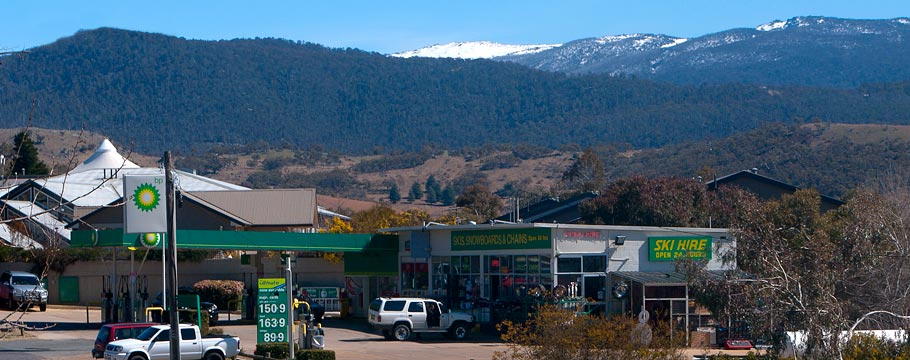 BP Ski Hire Jindabyne