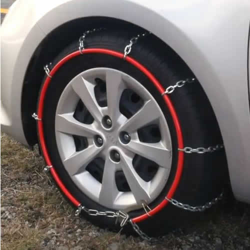 Hire Easy Fitting Snow Chains | BP Jindabyne