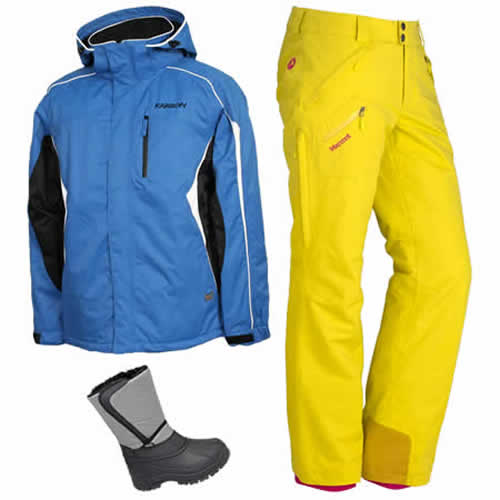 Snow Clothing Hire
